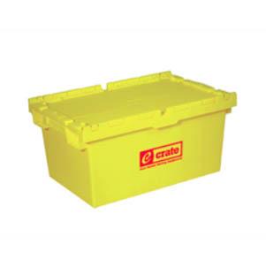 a single e crate