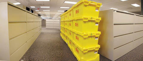 e crates loaded