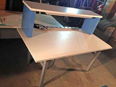 Used work benches Denver