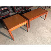 Lobby tables coffee tables end tables